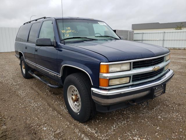 Vehiculos salvage en venta de Copart Bismarck, ND: 1999 Chevrolet Suburban K