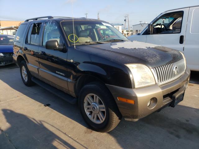 Mercury Vehiculos salvage en venta: 2002 Mercury Mountainee
