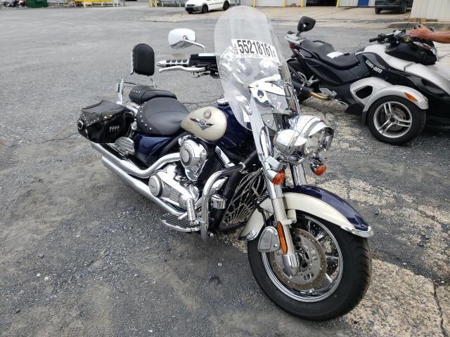 Salvage cars for sale from Copart Grantville, PA: 2009 Kawasaki VN1700 G