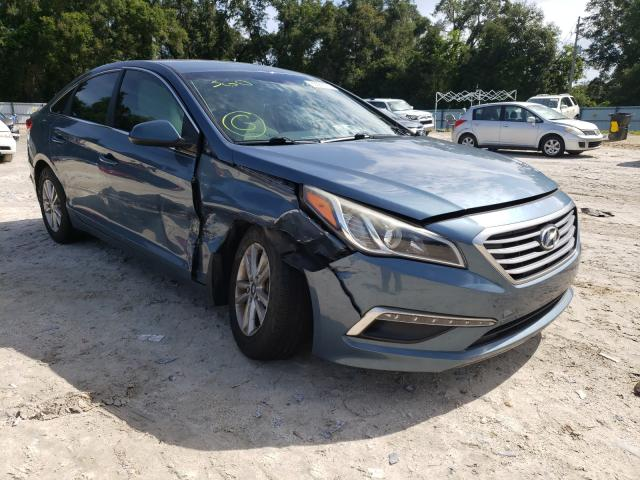 Salvage cars for sale from Copart Ocala, FL: 2015 Hyundai Sonata SE