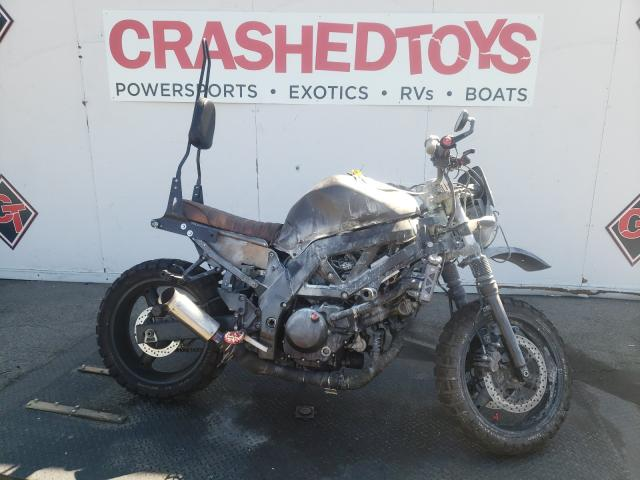 Salvage cars for sale from Copart Van Nuys, CA: 2007 Suzuki SV650