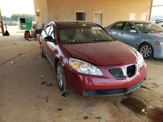 Salvage cars for sale from Copart Tanner, AL: 2005 Pontiac G6
