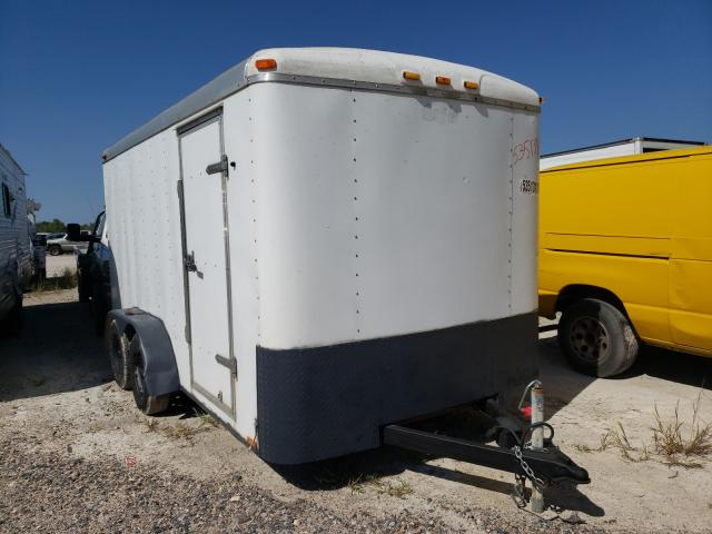 Salvage cars for sale from Copart Houston, TX: 2005 Frtr Travel Trailer