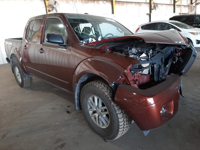 Vehiculos salvage en venta de Copart Phoenix, AZ: 2016 Nissan Frontier S
