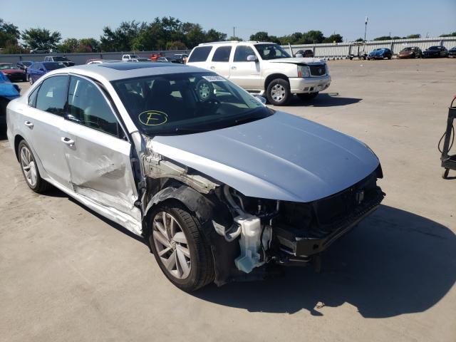 Vehiculos salvage en venta de Copart Wilmer, TX: 2018 Volkswagen Passat SE