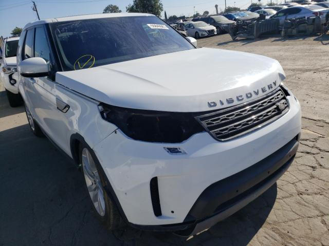 Land Rover salvage cars for sale: 2018 Land Rover Discovery