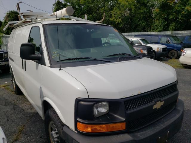 Vehiculos salvage en venta de Copart Marlboro, NY: 2013 Chevrolet Express G3