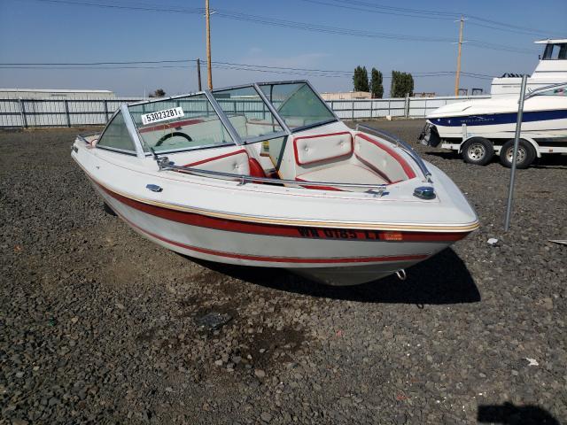 Seaswirl salvage cars for sale: 1988 Seaswirl Tempo