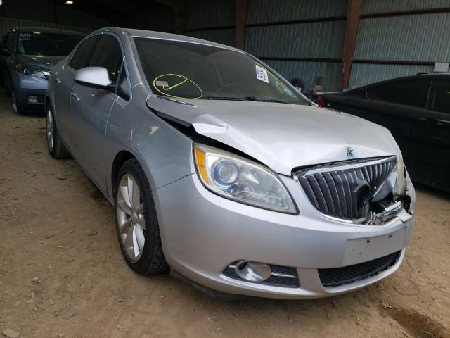 Salvage cars for sale from Copart Houston, TX: 2012 Buick Verano