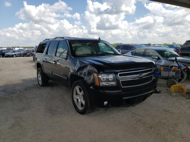 Salvage cars for sale from Copart Temple, TX: 2013 Chevrolet Suburban K