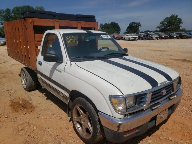 Toyota Tacoma salvage cars for sale: 1997 Toyota Tacoma