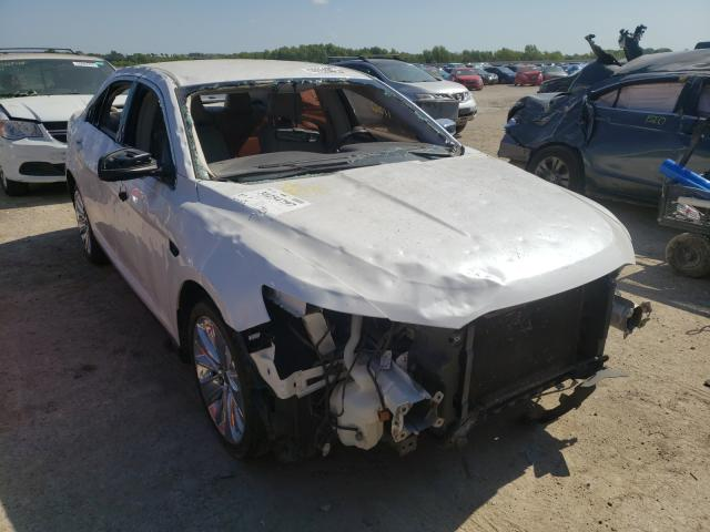 Salvage cars for sale at Temple, TX auction: 2011 Ford Taurus LIM