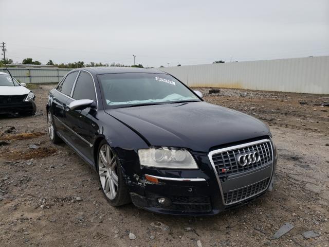 Salvage cars for sale from Copart Montgomery, AL: 2007 Audi S8 Quattro