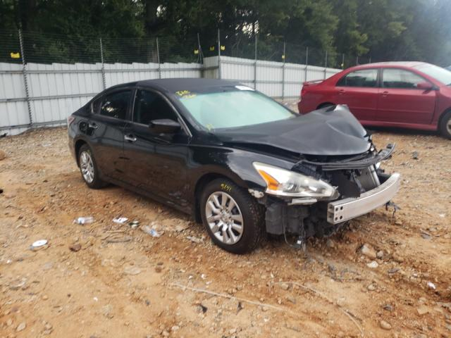 Salvage cars for sale from Copart Austell, GA: 2015 Nissan Altima 2.5