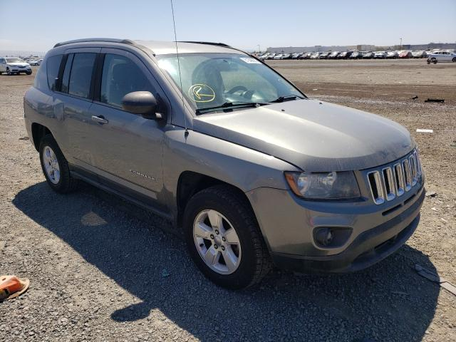 Salvage cars for sale from Copart San Diego, CA: 2014 Jeep Compass SP