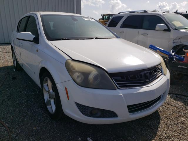 Saturn salvage cars for sale: 2008 Saturn Astra XR
