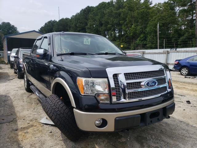 Salvage cars for sale from Copart Seaford, DE: 2010 Ford F150 Super