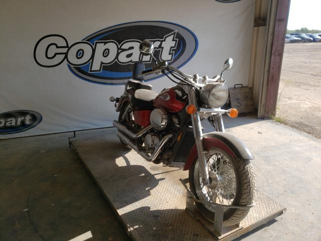 Salvage cars for sale from Copart Temple, TX: 2003 Honda VT750 CDC
