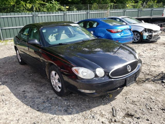 Buick Lacrosse salvage cars for sale: 2005 Buick Lacrosse
