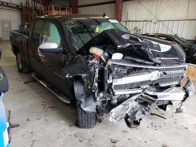Vehiculos salvage en venta de Copart New Orleans, LA: 2012 Chevrolet Silverado