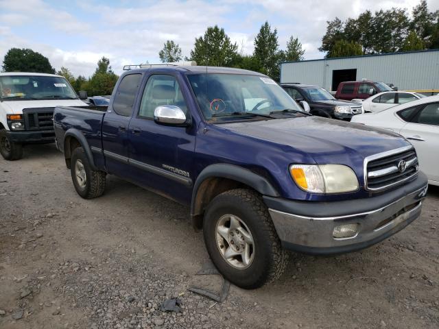 Vehiculos salvage en venta de Copart Portland, OR: 2001 Toyota Tundra ACC
