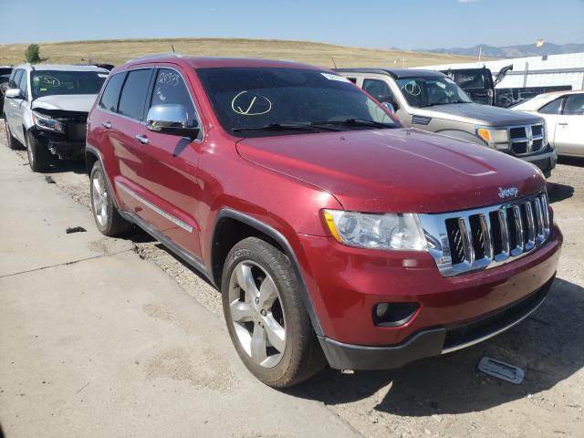 Vehiculos salvage en venta de Copart Littleton, CO: 2012 Jeep Grand Cherokee