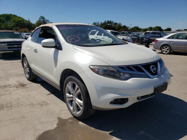 Vehiculos salvage en venta de Copart Wilmer, TX: 2011 Nissan Murano CRO