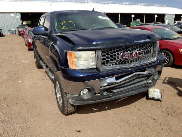 Salvage cars for sale from Copart Phoenix, AZ: 2010 GMC Sierra C15