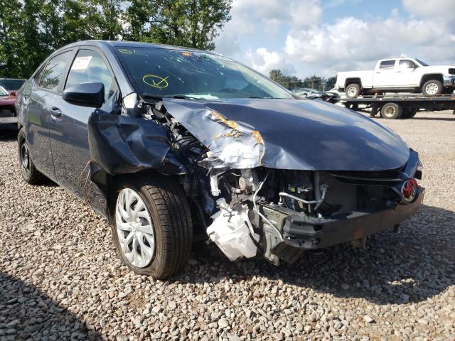 Salvage cars for sale from Copart Central Square, NY: 2018 Toyota Corolla L
