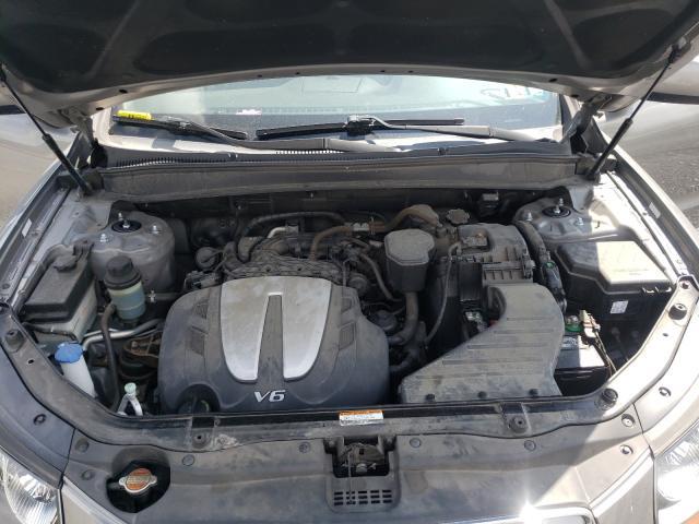 2011 HYUNDAI SANTA FE S 5XYZHDAGXBG063140