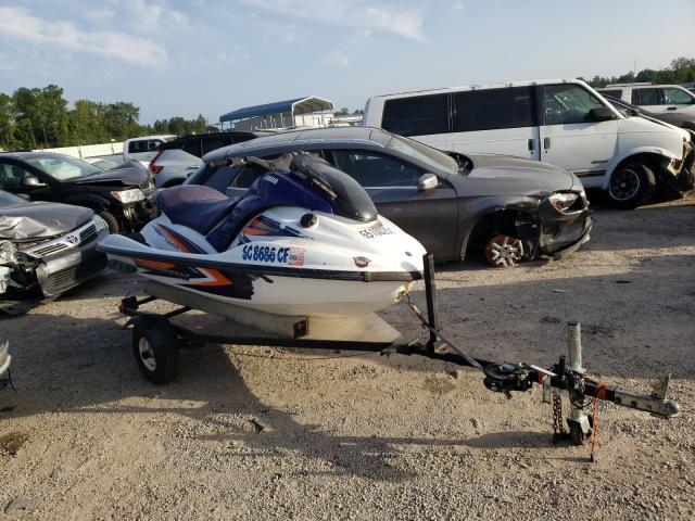 Salvage boats for sale at Harleyville, SC auction: 2003 Yamaha Waverunner