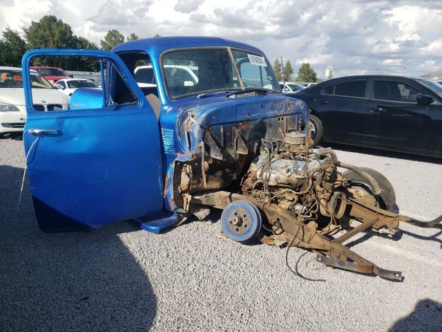 Chevrolet Pickup Vehiculos salvage en venta: 1952 Chevrolet Pickup