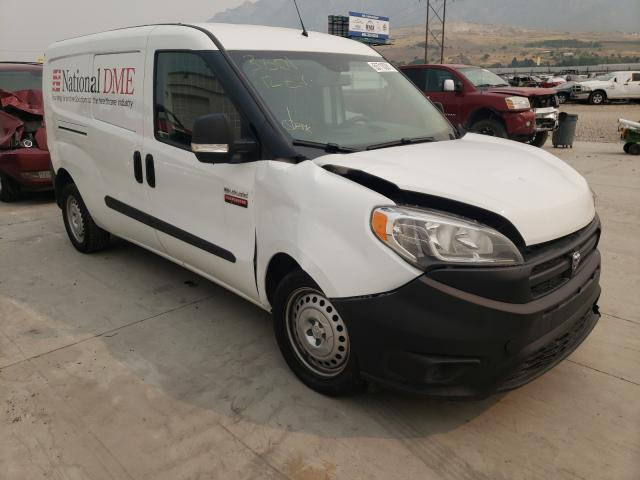 Salvage cars for sale from Copart Farr West, UT: 2018 Dodge RAM Promaster