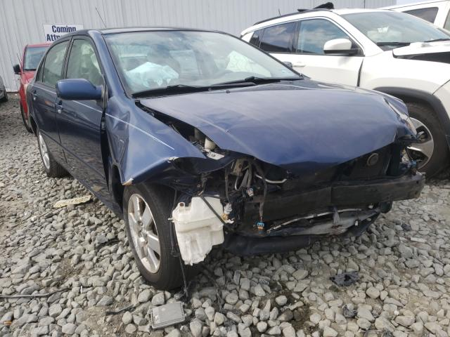 Salvage cars for sale from Copart Chambersburg, PA: 2006 Toyota Corolla CE