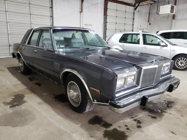 Salvage 1987 CHRYSLER ALL OTHER - Small image. Lot 55832591