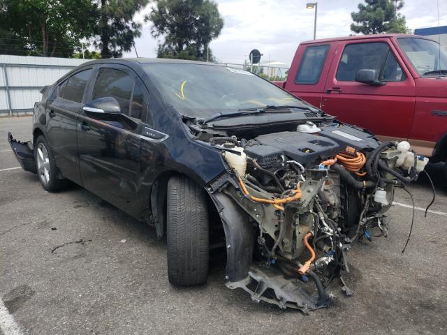 Chevrolet Volt salvage cars for sale: 2015 Chevrolet Volt