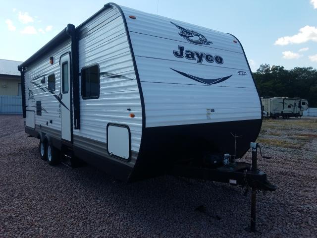 Jayco Vehiculos salvage en venta: 2017 Jayco Travel Trailer