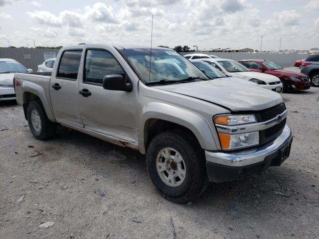 Salvage cars for sale at Greenwood, NE auction: 2005 Chevrolet Colorado