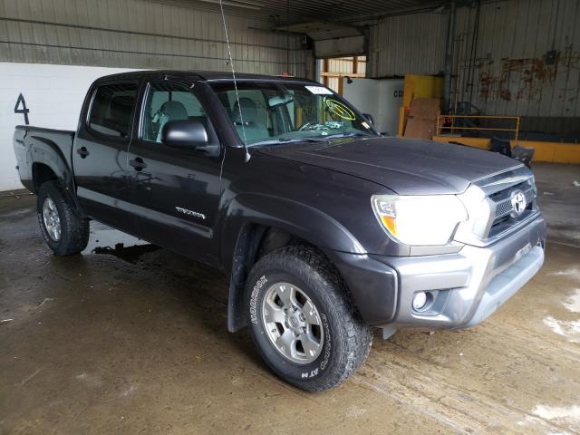 2013 Toyota Tacoma DOU en venta en Candia, NH