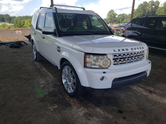 Land Rover Vehiculos salvage en venta: 2012 Land Rover LR4 HSE LU