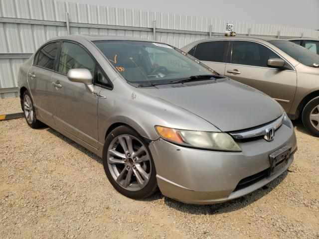 Salvage cars for sale from Copart Anderson, CA: 2006 Honda Civic EX