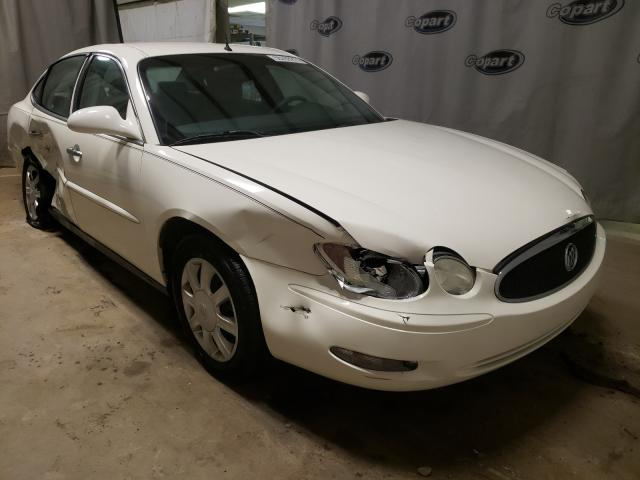 Salvage cars for sale from Copart Tifton, GA: 2005 Buick Lacrosse C