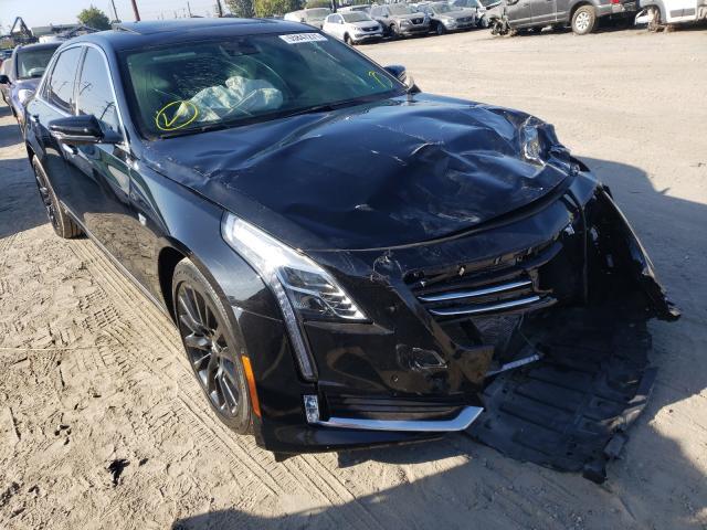 Cadillac Vehiculos salvage en venta: 2017 Cadillac CT6 Luxury
