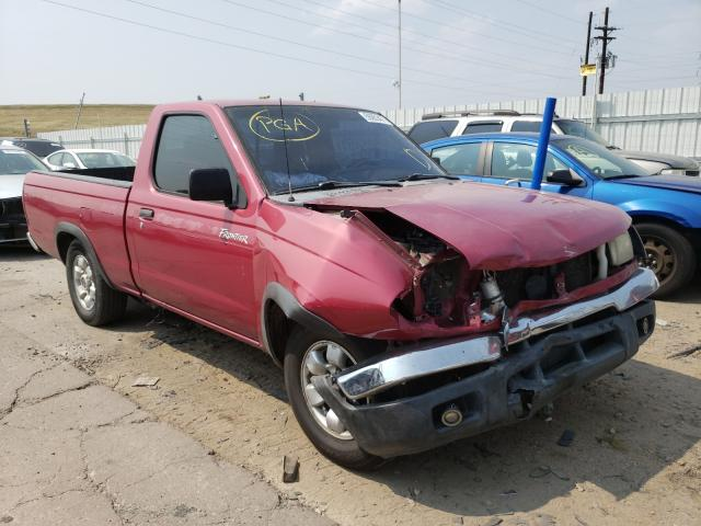 Nissan Frontier salvage cars for sale: 1998 Nissan Frontier