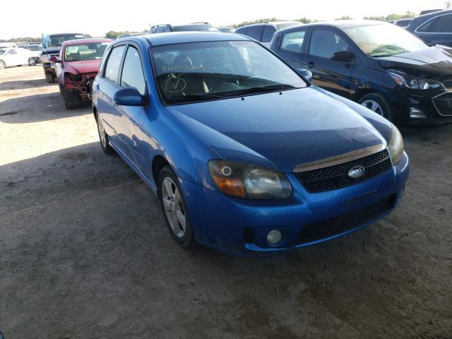 KIA salvage cars for sale: 2008 KIA SPECTRA5 5