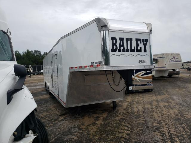 Salvage cars for sale from Copart Midway, FL: 2019 Utility Trailer