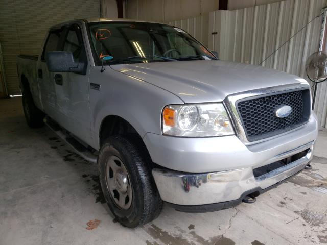 Salvage cars for sale from Copart Hurricane, WV: 2007 Ford F150 Super
