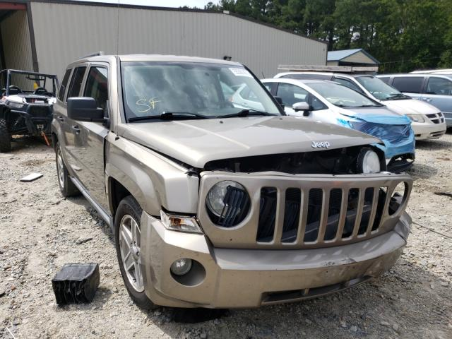 Salvage cars for sale from Copart Seaford, DE: 2007 Jeep Patriot SP