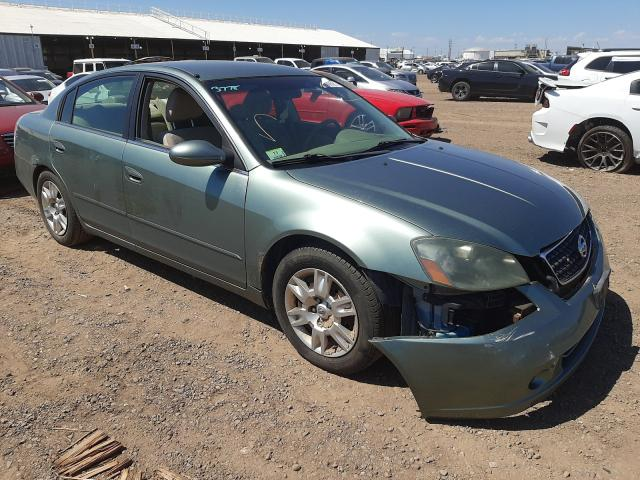 Salvage cars for sale at Phoenix, AZ auction: 2005 Nissan Altima S