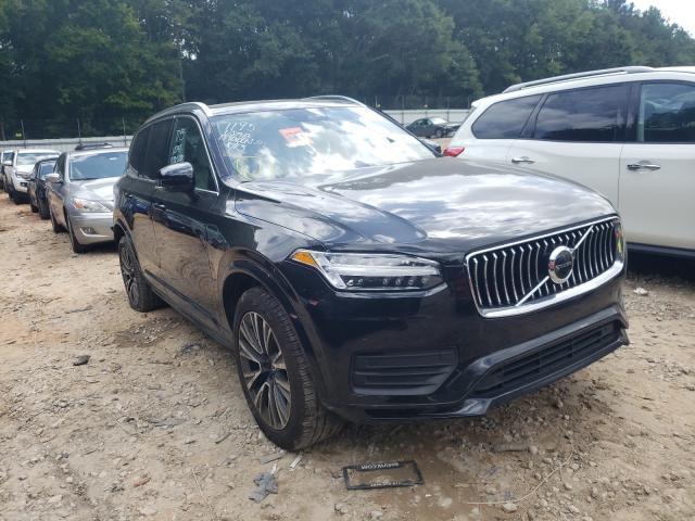 Salvage cars for sale from Copart Austell, GA: 2020 Volvo XC90 T5 MO